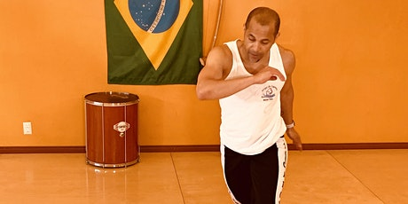 Capoeira All Levels with Mestre Pitta:  Age 13+ Tickets
