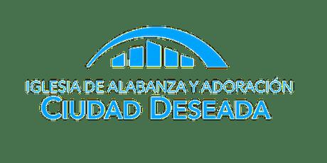 Servicio de Alabanza y Adoración - Domingo entradas