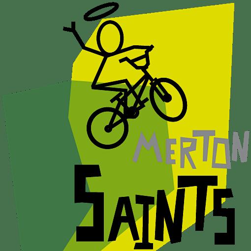 Merton Saints BMX Club logo