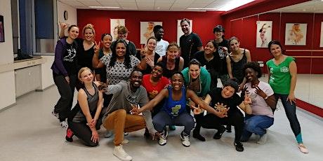 La Kossa® Afro Dance 2 Stunden-Workshop mit Ari Tickets