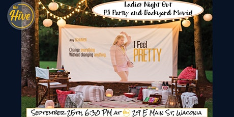 Ladies Night Out PJ Party and Backyard Movie tickets