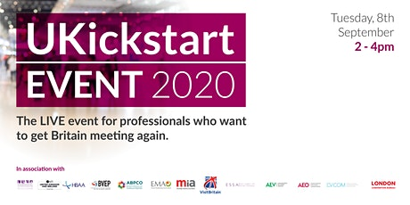 UKickstart Event 2020 tickets