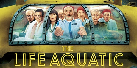 Life Aquatic with Steve Zissou The Kingsway Open Air Cinema (HEADPHONES) tickets