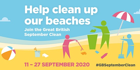 22/09 - Beach Guardian #GBSeptemberClean Beach Clean - Porthcothan Bay tickets