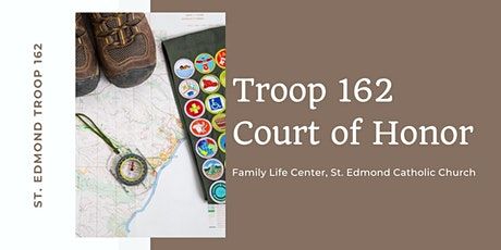 Troop 162 Court of Honor tickets