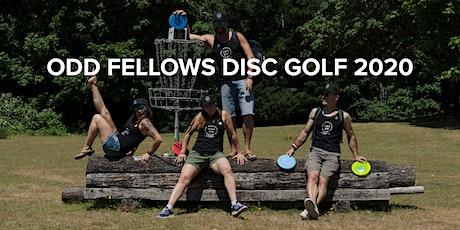 4th Annual Charity Odd Fellows Disc Golf Jamboree September 12, 2020 tickets