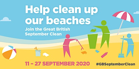 27/09 - Beach Guardian #GBSeptemberClean Beach Clean - Harlyn Bay tickets