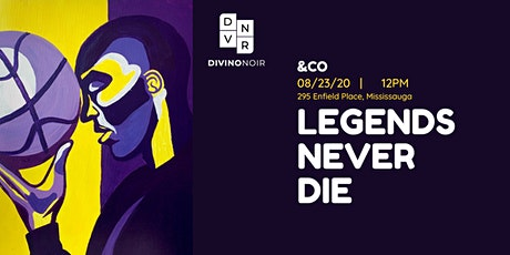 Legends Never Die tickets