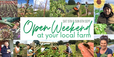 Open Weekend at Sutton Community Farm tickets