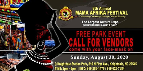 8th Annual Mama Afrika Festival NEW DATE tickets