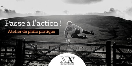 Atelier philo : Passe à l'action ! tickets