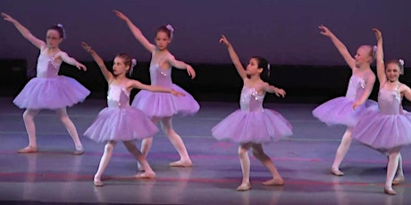 Book FREE Trial Dance Class for 6-10 year olds tickets