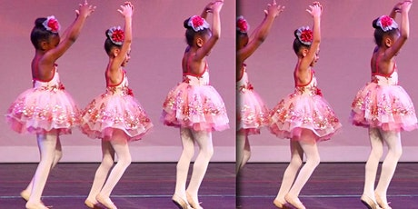 Book FREE Trial Dance Class for 4-6 yrs ($17.50 Value) tickets