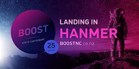Boost Roadshow - Hanmer tickets
