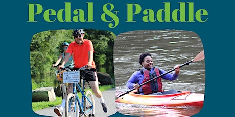 Schuylkill River Pedal & Paddle in Bridgeport tickets