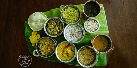 Plateful Kerala Vegan Supper Club tickets