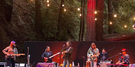 LOS HERMANOS COSMICO : Pappy 's Outdoor Distanced Seated (New Date! 9/30) tickets