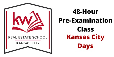 Missouri Real Estate 48-Hour Pre-Examination Day Class (KC) tickets