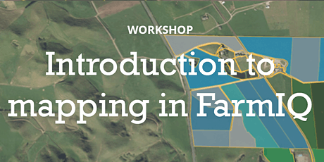Introduction to mapping in FarmIQ tickets
