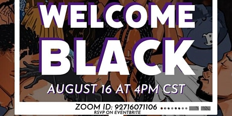 BSA's Annual Welcome Black tickets