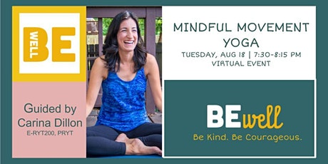 Mindful Movement Yoga tickets