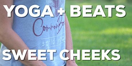 Yoga + Beats & Mimosa - Sweet Cheeks tickets
