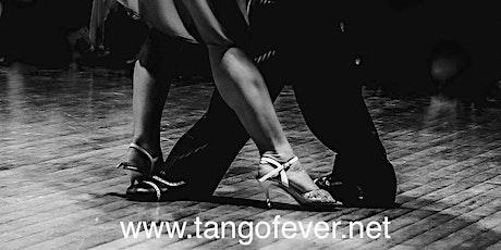 (CONTACTLESS) Intermediate Argentinian Tango- Workshop & Practica tickets