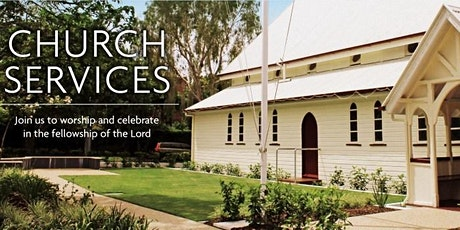 St John Bulimba Sunday Morning Service tickets