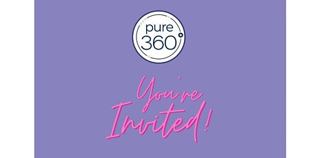 Pure ART360 digital Private View tickets