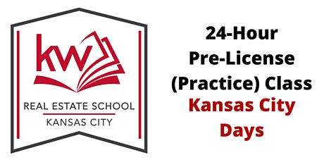 Missouri Real Estate 24-Hour Pre-License Day Class (KC) tickets