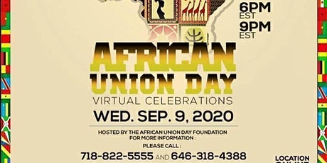 African Union Day 2020 tickets
