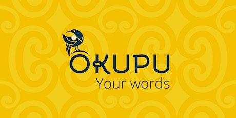 Ōkupu App Launch tickets
