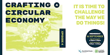 Crafting a Circular Economy #4 tickets