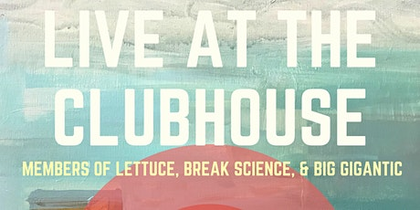 Live at the Clubhouse tickets