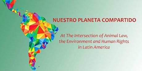 Nuestro Planeta Compartido: Legal Webinar tickets