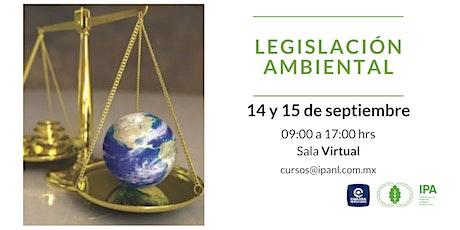Legislación Ambiental biglietti