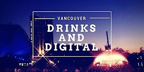 Virtual Drinks & Digital - August tickets