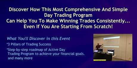 30 Days Active Day Trading The German DAX Program Preview tickets