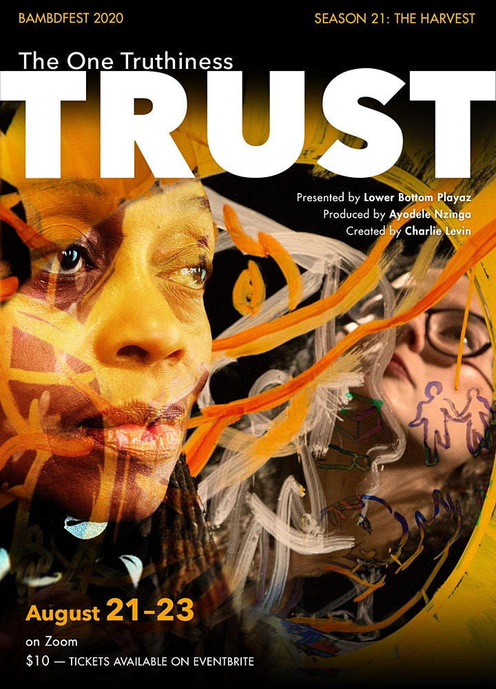 The One Truthiness — TRUST image