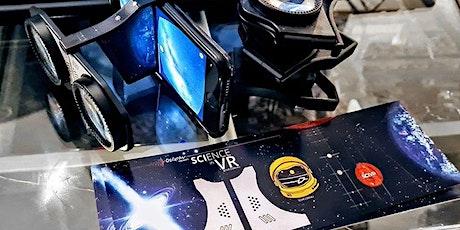 Science in VR - Bundaberg families tickets
