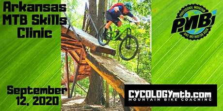 MTB Trail Riding Clinic, Coler Preserve, Arkansas tickets