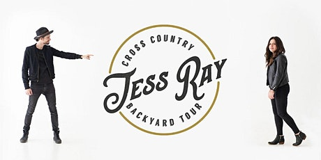 Jess Ray Backyard Tour // GREENVILLE, SC tickets