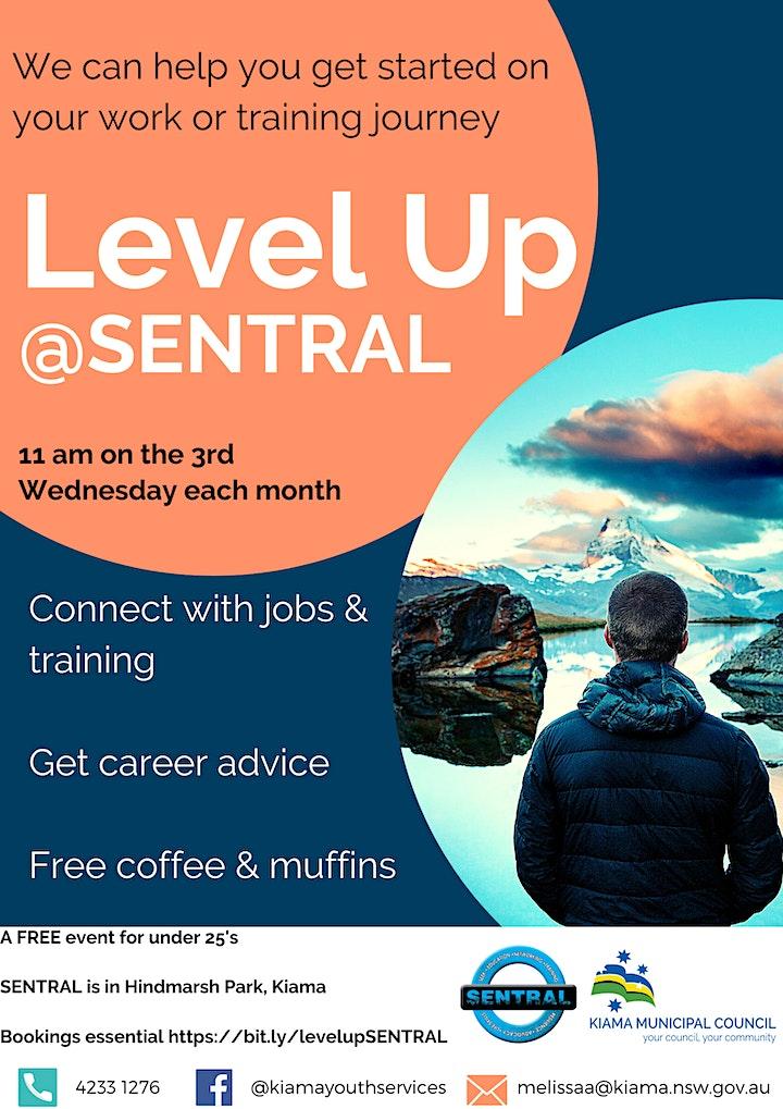 Level Up @ SENTRAL image