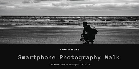 Smartphone Photography Walk & Class 2nd Wave tickets