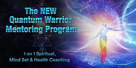 WIN a 12 Week Quantum Warrior 1on1 Spiritual & Health Coaching Spot! tickets