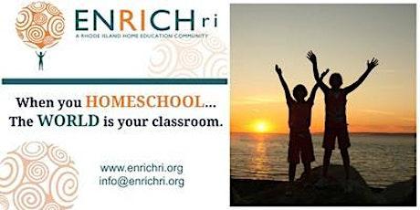 Intro to Homeschooling in Rhode Island tickets