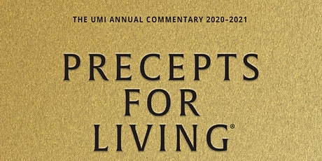 Precepts for Living Commentary Mini Showcase tickets