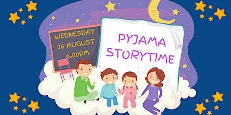 Pyjama Story Time tickets