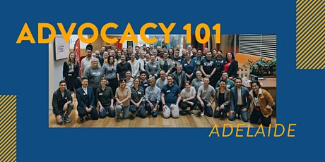Advocacy 101 - Adelaide tickets