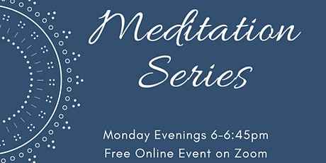 FREE Weekly Channeled Meditation Series tickets